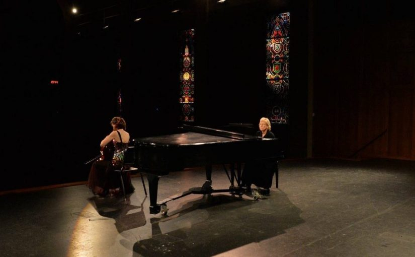 Belhaven University Junior Cello Recital