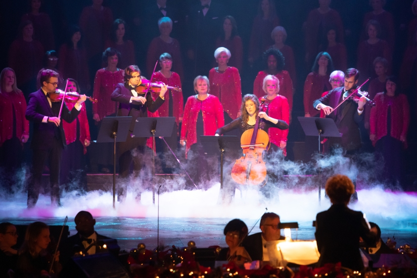 Carols by Candlelight 2018 - The Little Drummer Boy